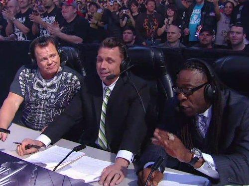 Falls Count Anywhere Match Randy Orton Vs. Kane