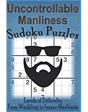 Uncontrollable Manliness Sudoku Puzzles