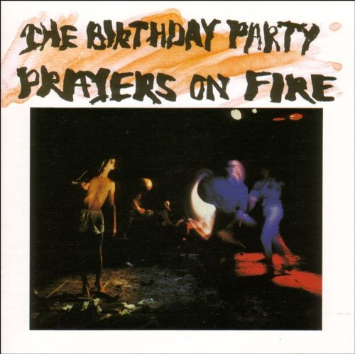 Birthday Party Songs Cd - Prayers On Fire