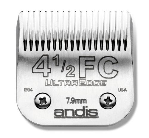 Andis Pet No.4, 1/2FC UltraEdge Blade Set, My Pet Supplies