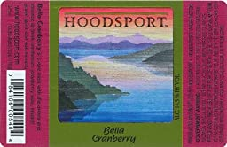NV Hoodsport Bella Cranberry 750 mL