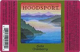 NV Hoodsport Bella Cranberry 750 mL
