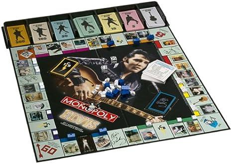 Elvis Monopoly: Amazon.es: Juguetes y juegos