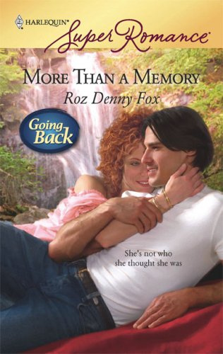 book cover of More Than A Memory