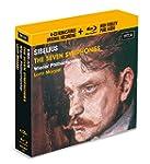 Sibelius Symphonies (Blu-ray Audio Di...