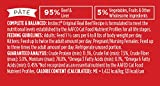 Instinct Original Grain Free Real Beef Recipe Natural Wet Canned Cat Food by Natures Variety, 3 oz. Cans (Case of 24)