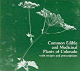 Common Edible and Medicinal Plants of Colorado, With Recipes and Prescriptions