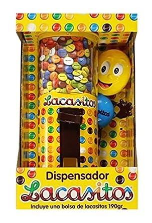 Lacasitos - Dispensador, Contiene bolsa de Lacasitos de 150 gr: Amazon.es: Alimentación y bebidas