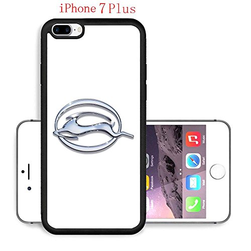 iPhone 7 Plus Cases, Chevy 2014 Chevrolet Impala Drop Protection Never Fade Anti Slip Scratchproof Black Soft Rubber Case