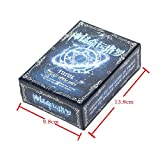 Autumn Water 78Pcs/Set Tarot Cards Mythic Fate Divination Table Games Version Board Game Playing Cards for Party Family Friends Entertainment