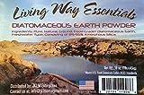 Living Way Essentials Food Grade Diatomaceous Earth - 1 lb