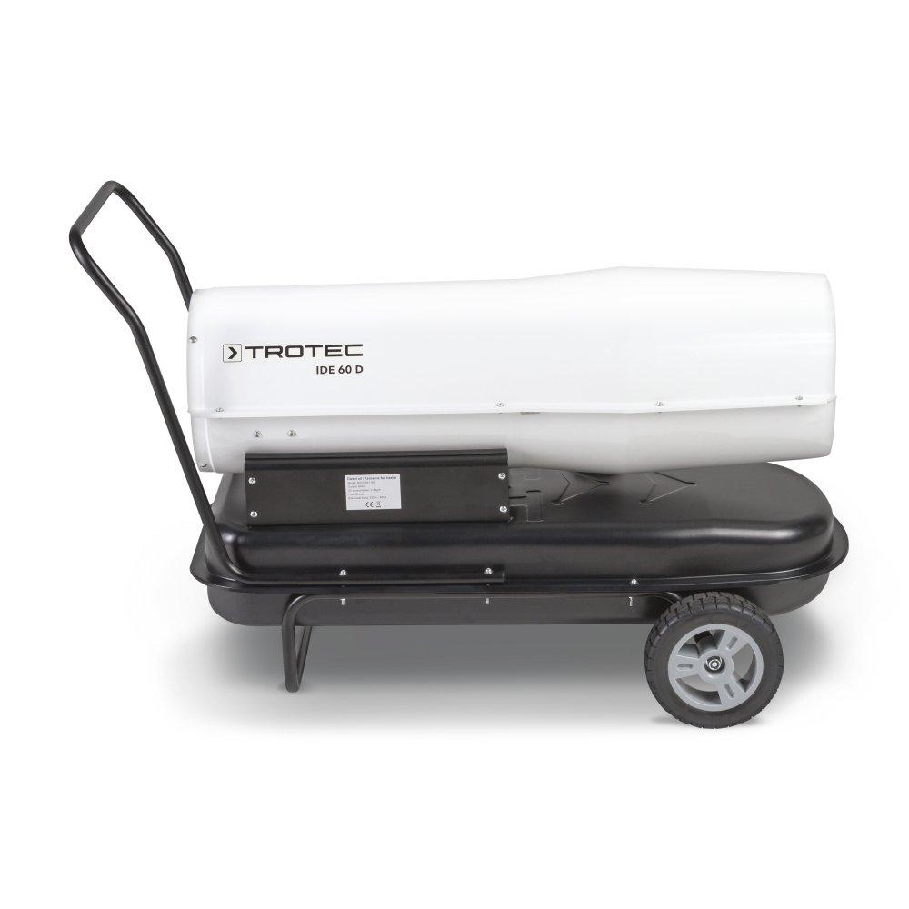 TROTEC 1430000074 - Calefactor de gasoil directo IDE 60 D Potencia térmica nominal de 60 kW: Amazon.es: Bricolaje y herramientas