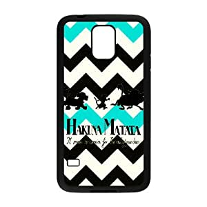 Hakuna Matata For Samsung Galaxy S5 I9600 Csae protection phone Case FXU291453