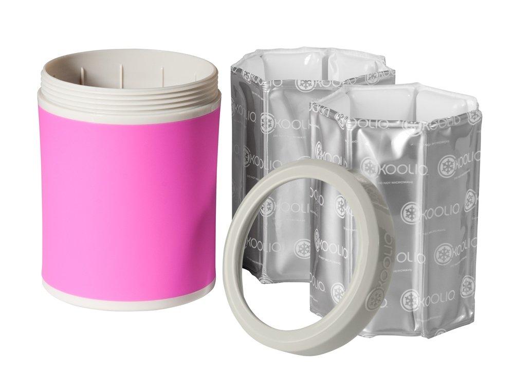 KOOLIO - Premium Personal enfriador de bebidas 1-Pack (rosa): Amazon.es: Hogar