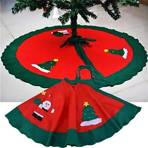 Great Christmas tree skirt
