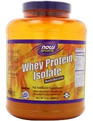 (大赞)美国诺奥NOW Foods Whey Protein 氨基酸 乳清分离蛋白营养巧克力5磅SS$59.23