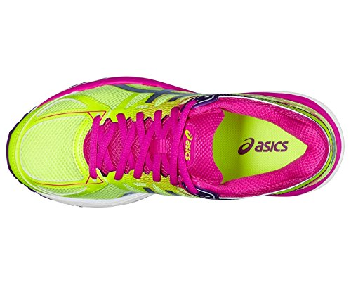Asics Gel-Cumulus 17 Gs, Unisex Kids' Running Shoes Yellow