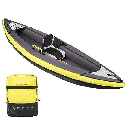 Kayak Inflable - Kayak Barco Inflable Barco de Pesca Canoa ...