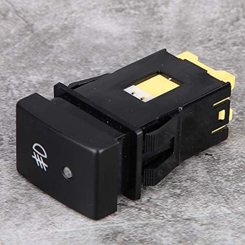Pasamer Car Foglight Switch Luz antiniebla Bot/ón de Encendido//Apagado Bot/ón para forSuzuki Grand Vitara