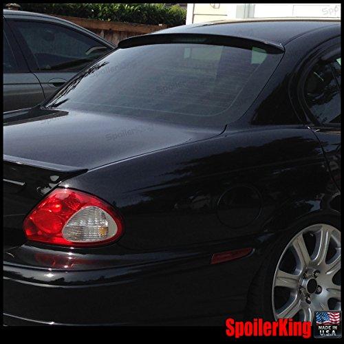 Jaguar X-type Rear Window Roof Spoiler (700814235789) by Spoiler King
