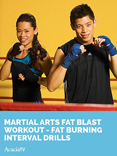 - Martial Arts Fat Blast Workout Fat Burning Interval Drills