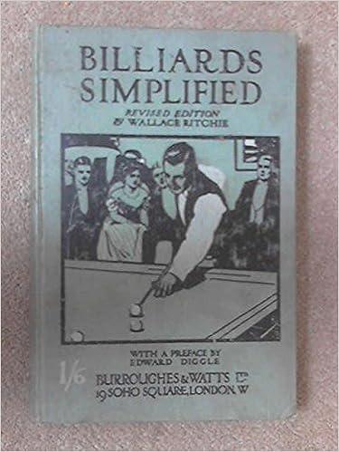 Billiards Simplified