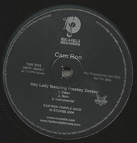 Hey Lady / Get Em Girls / Shake: Camron: Amazon.es: Música