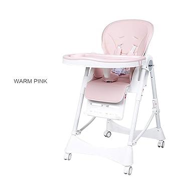 Chaise haute, Chaise de bébé Chaise de Table Pliante pour