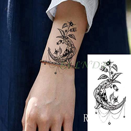 5pcs Impermeable Etiqueta engomada del Tatuaje del Bulbo ...