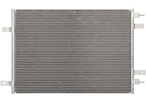 A-C Condenser - Pacific Best Inc For/Fit 3691 08-10 Ford Super-Duty Series ()