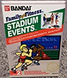 Stadium Events Nintendo NES Vintage Game Box 2x3 Fridge Locker MAGNET