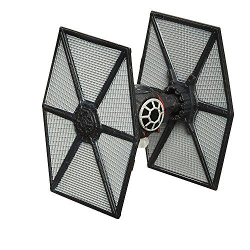 - Star Wars Episode VII Black Series Titanium First Order Special Forces TIE Fighter