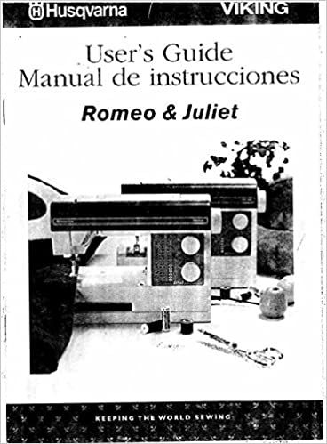 husqvarna juliet manual