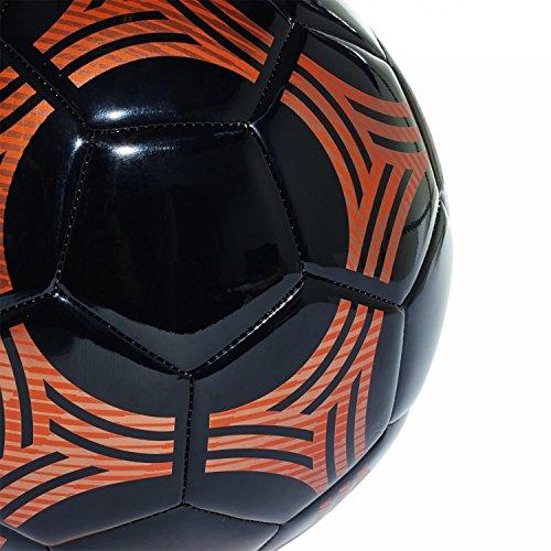 adidas Tango Streetgli Balón, Hombre NEGRO/COPGOL/ROJSOL