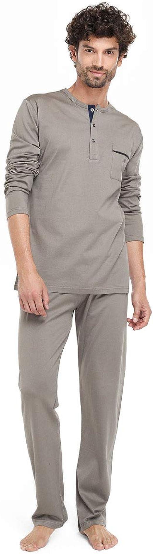 Pijama de Algodón Egipcio- Hilo de Escocia- ZD ZeroDefects ...