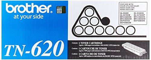 Brother TN 620 Toner Cartridge Packaging