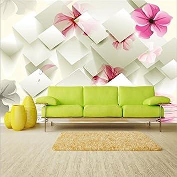 Sproud Custom Photo Wallpaper 3D Wandbild Hintergrund Wand Muster ...