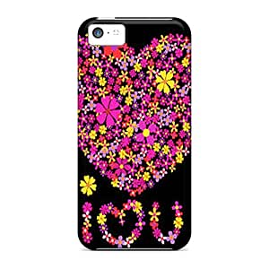 Series Skin Case Cover For Iphone 5c(valentine Day)