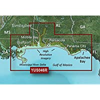 Garmin BlueChart® g2 HD w/High Resolution Satellite Imagery - Alabama/Mississippi Gulf Coast