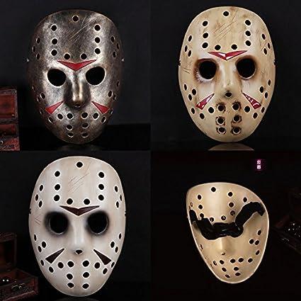 2015 – Película máscara tema asesino Jason máscara máscara Freddy Vs. Jason Jason Voorhees máscara