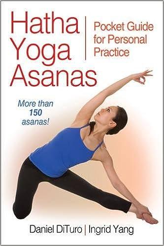 Gut gemocht Hatha Yoga Asanas: Pocket Guide for Personal Practice: Daniel  YI78