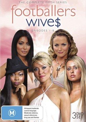 Footballers wive$ complete season 5 3-dvd set footballers' wives.