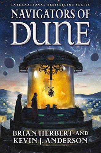 Navigators Dune Brian Herbert ebook
