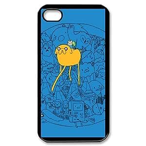 iPhone 4,4S Phone Case Funny Bug C04213