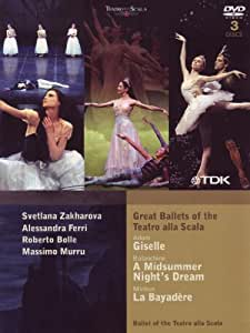 Great Ballets of the Teatro alla Scala