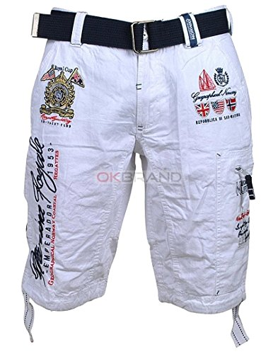 PALLANCRE MEN ASSOR B 203 von Geographical Norway (M, WHITE)