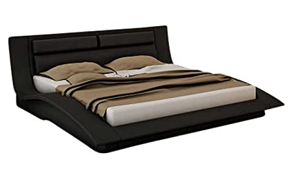 Amazon.com: J&M Furniture Wave Contemporary King Bedroom Set in ...
