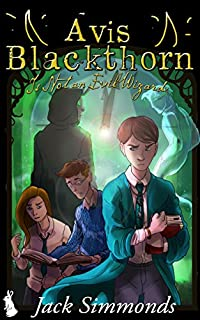 Avis Blackthorn by Jack Simmonds ebook deal