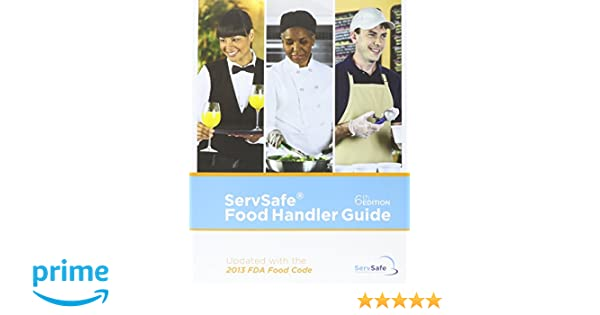 Servsafe food handler guide update 10 pack association solutions servsafe food handler guide update 10 pack association solutions national restaurant associat 9780134311098 amazon books fandeluxe Images