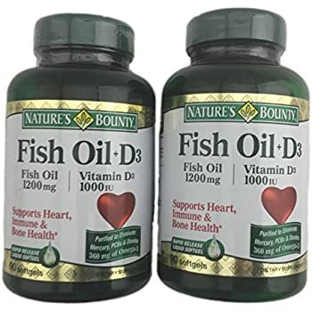 Spring valley fish oil 1200 mg plus vitamin for Spring valley fish oil 1200 mg